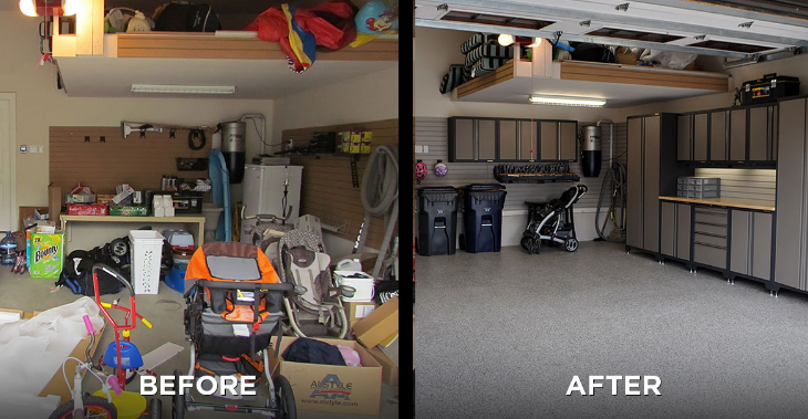 Declutter Your Garage